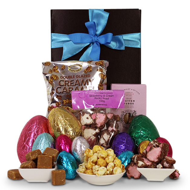 Easter hamper perfection easter hampers easter gifts chocolateperfection2018 negle Images