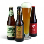 Three Craft Beers