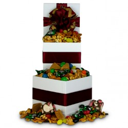 Delivery to adelaide gift baskets christmas gift basket here comes santa negle Image collections