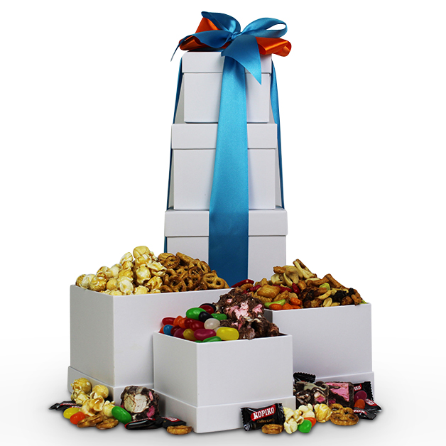 Hampers delivery to melbourne gift baskets gift hampers stacks of snax gift hamper negle Image collections