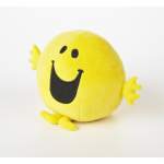 Mr Happy soft toy 15cm