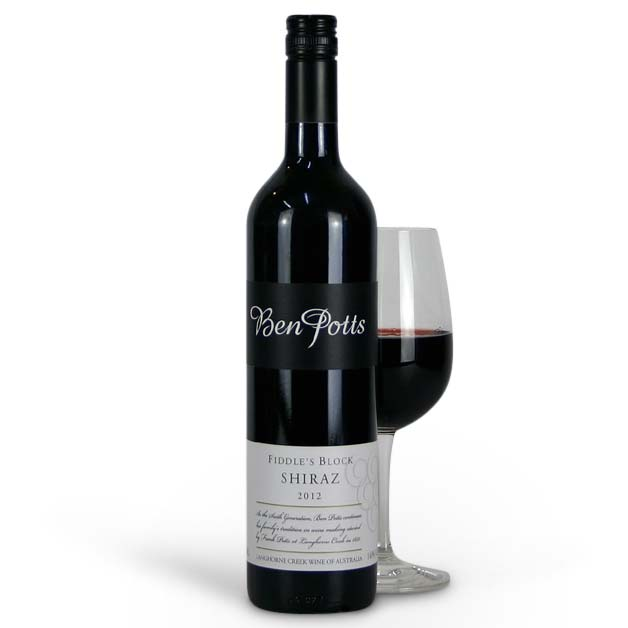 Ben Potts Shiraz 2016 750ml