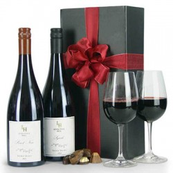 Gift Baskets Levantine Hill Duo
