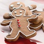 Gingerbread Man Biscuit  30g
