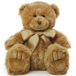 Cute Bobby bear 25cms