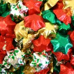 Christmas Chocolate Stars x 5