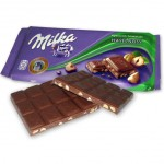 Milka Chocolate Bar 100g