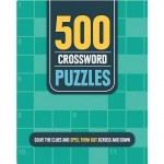 Crossword -  500 Crossword Puzzles