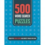 Word Search -  500 Word Search Puzzles