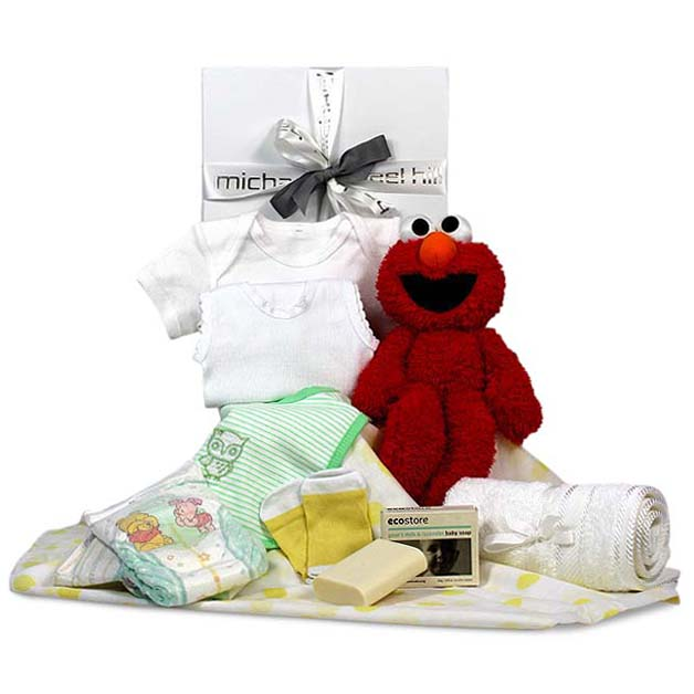 Michael Hill Seasam St baby gift