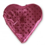Romeo White Chocolate Heart Large 25g x 2