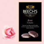 Beech's Fine Chocolate Rose Creams Dark Choc 90g