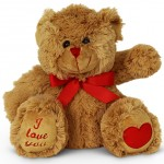 Romeo 'I Love You' Bear 30cm