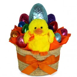 Gift baskets gift hampers baby gifts easterbasketbouquet2018 easter basket negle Choice Image