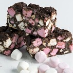 Just Sweets Hand-Made Rocky Road Raspberry & Coconut Bon Bon 150g