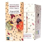 Bennetto Organic Dark Chocolate Orange with Chilli 100g