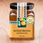 Hill Farm Seville Orange Marmelade Jam 240g
