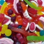 Party Mix Lollies 200g - Just Sweets