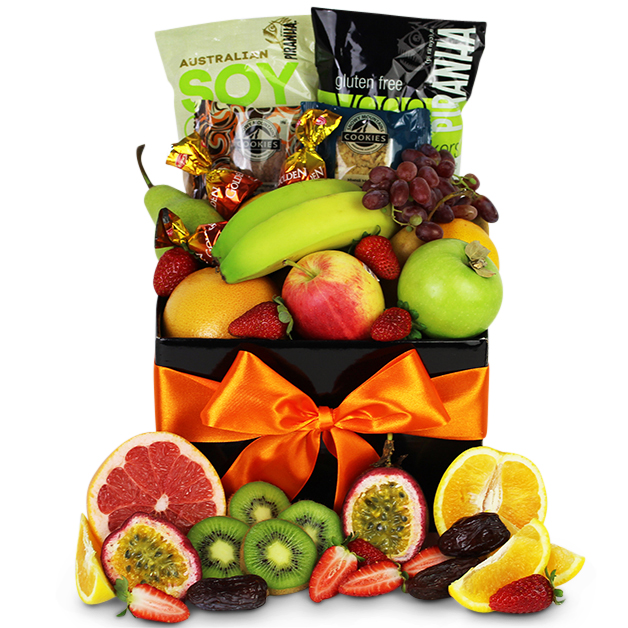 Fresh and fruity gift hamper gift baskets fresh and fruity gift hamper pin it freshandfruity2018 negle Choice Image