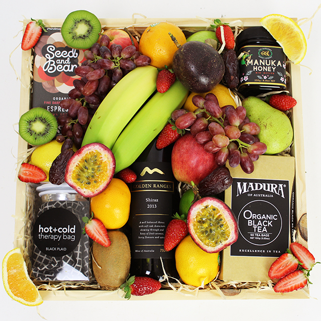 Fruit and Wine Gifts