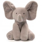 Gund Flappy Elephant Animated Plush 30.5cm