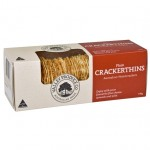 Valley Produce Co. Waterthin Crackers 100g