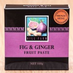 Hill Farm Fig & Ginger Paste 100g