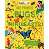 Bugs & Minibeasts Factivity Sticker Book