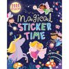 Magical Sticker Time Book