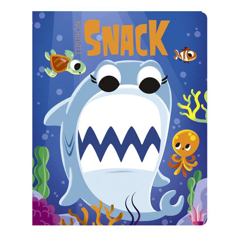 Shark Snack Board Book