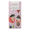 Bennetto Organic Raspberries in Dark Chocolate 100g