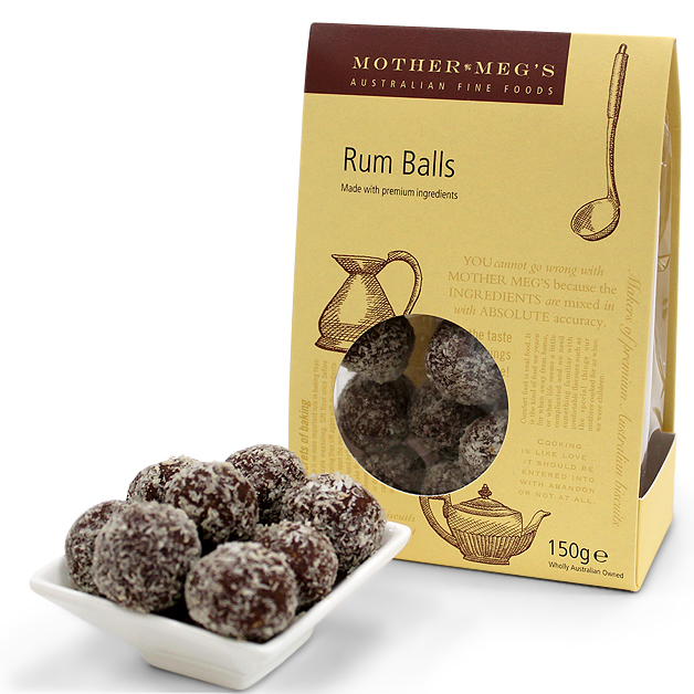 Mother Megs Rum Balls 150g