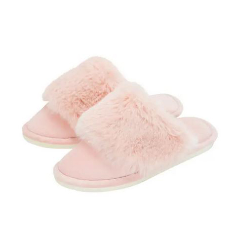Cosy Luxe Slippers - Pink M/L