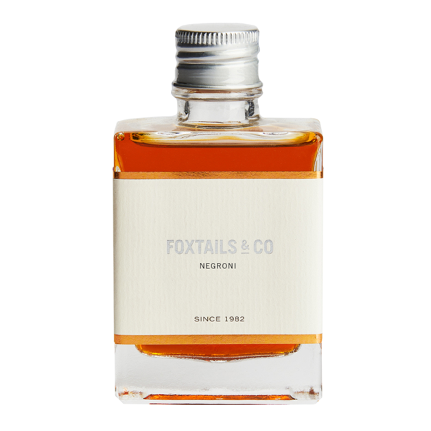 Foxtails & Co Single Cocktail - Negroni 110ml