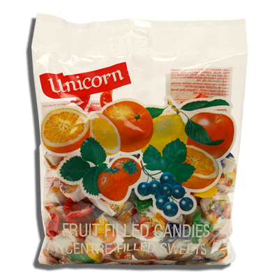 Fruit Filled Candies 275g