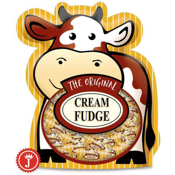 The Original Cream Fudge 300g