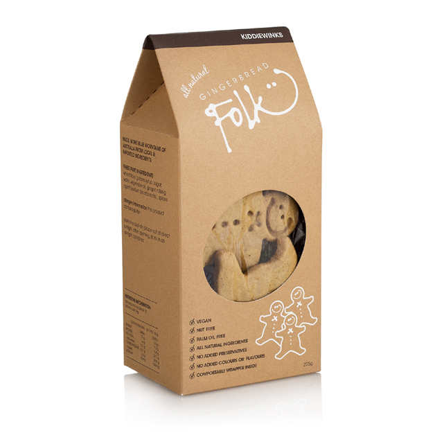 Gingerbread Folk Family Pack 225g