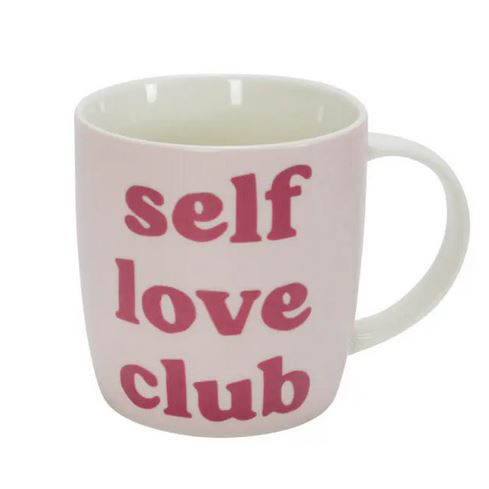 'Self Love Club' Mug 350ml