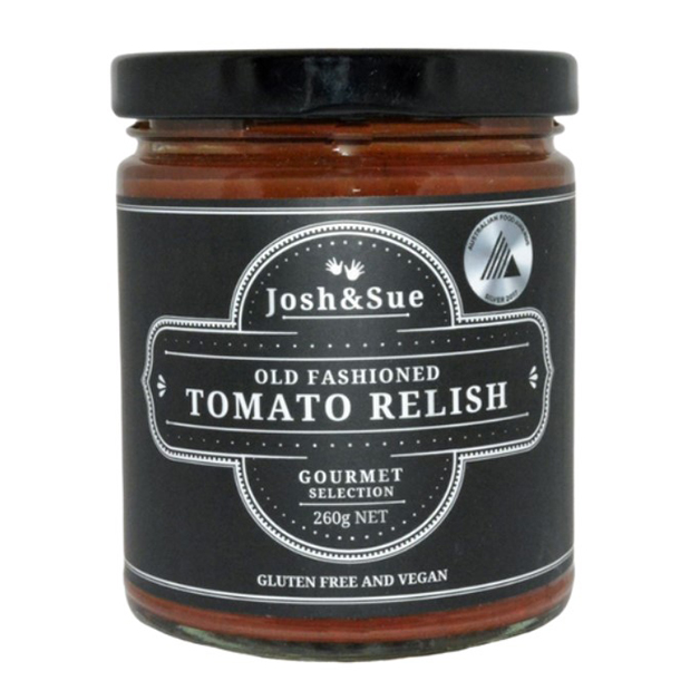 Josh & Sue's Old Fashioned Tomato Relish 260g
