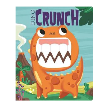 Dino Crunch Board Book