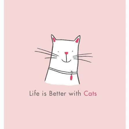 Life Is Better With Cats Book
