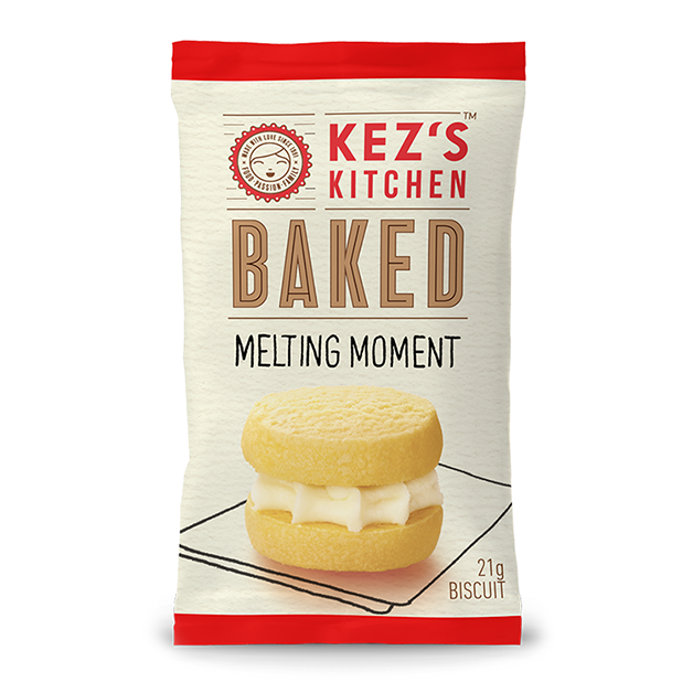Kez's Kitchen Single Serve Melting Moment 21g