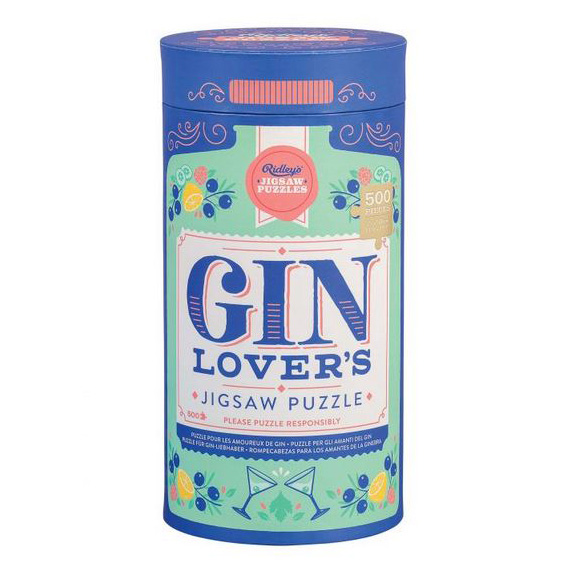 Ridley's - Gin Lovers Puzzle 500 piece