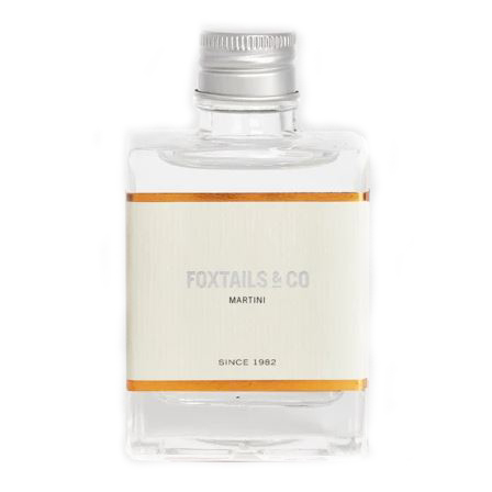 Foxtails & Co Single Cocktail - Classic Martini 110ml